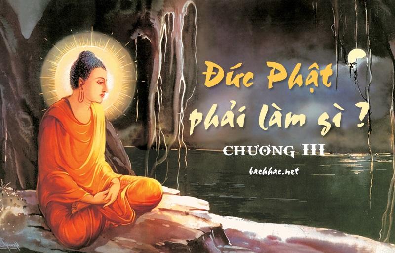 Phật phải làm gì