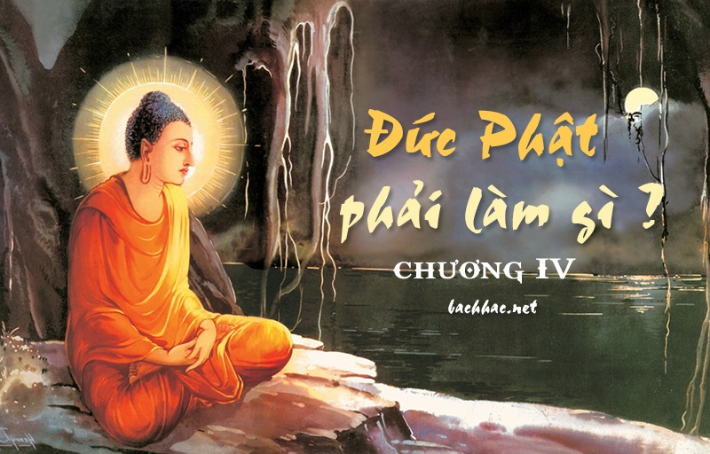 Đức Phật Phải Làm Gi