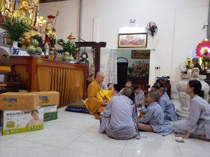 chùa thiên linh
