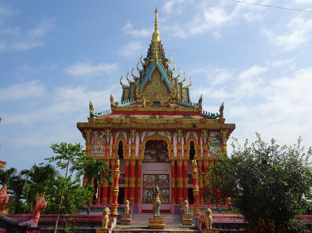 chùa Ghôsitaram