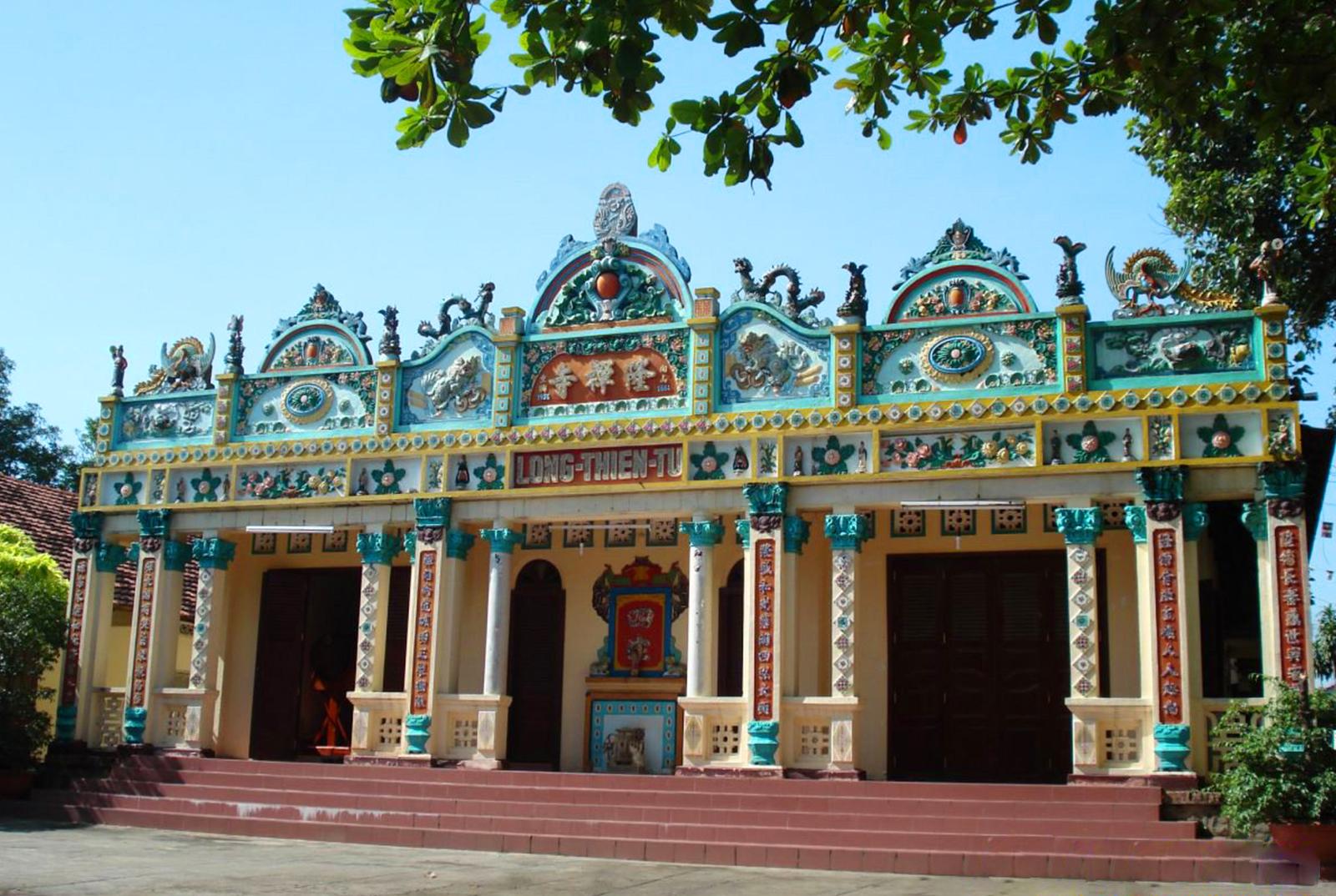 chùa long thiền